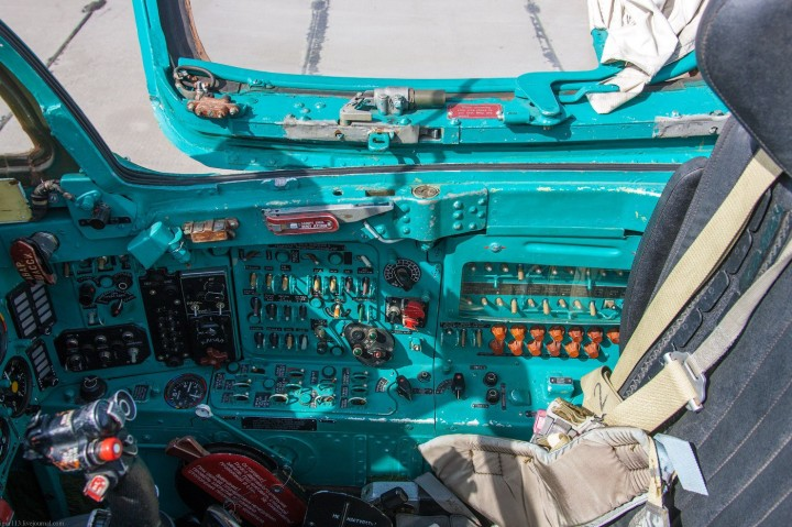 МиГ-21 в фотографиях, изнутри и снаружи (58)