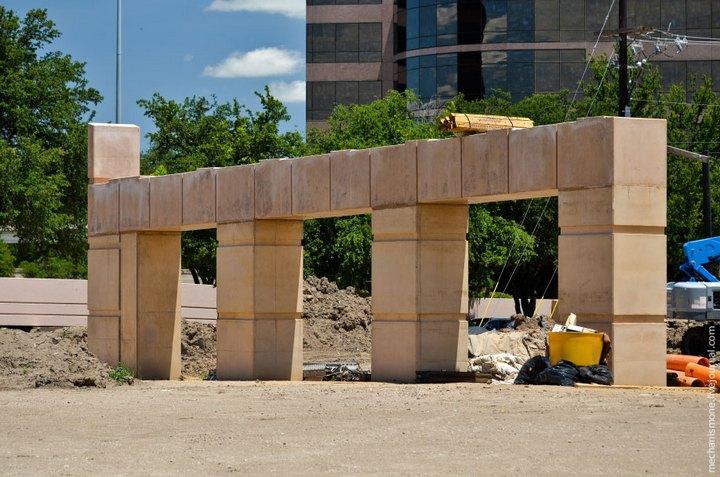 Процесс укладки дорожного покрытия в Америке (6)