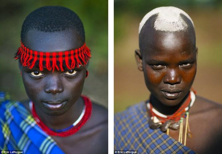 Необычный ритуал племени Омо из Эфиопии (14)