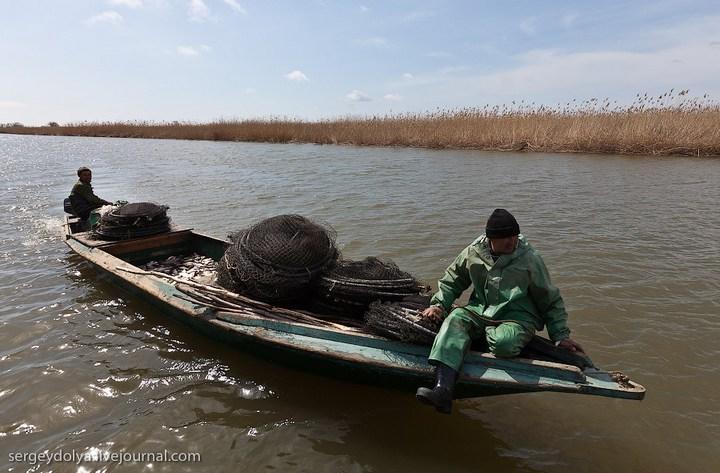 Как ловят рыбу в Астрахани (23)