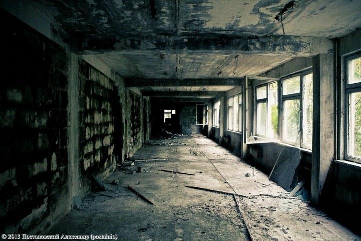 Школы в Припяти, интересное фото (25)
