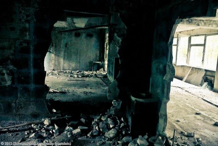 Школы в Припяти, интересное фото (26)