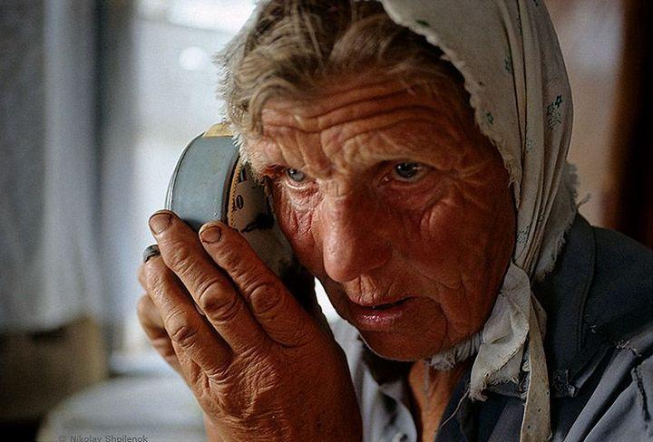 Как живут люди в глухой деревне (1)
