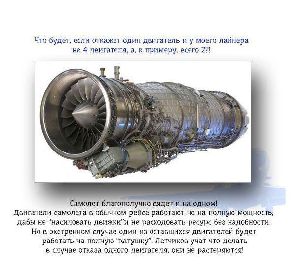 Почему летать на самолете безопасно, системы безопасности в пассажирских самолетах (5)