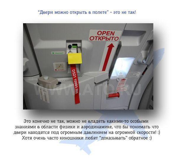 Почему летать на самолете безопасно, системы безопасности в пассажирских самолетах (11)