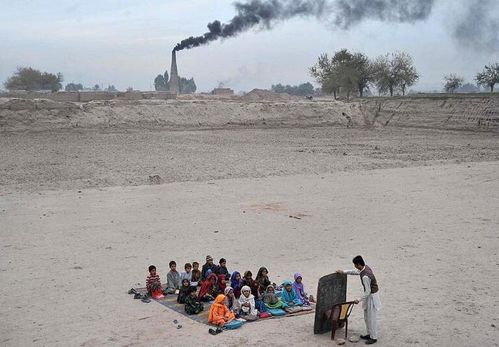 Школа в Афганистане