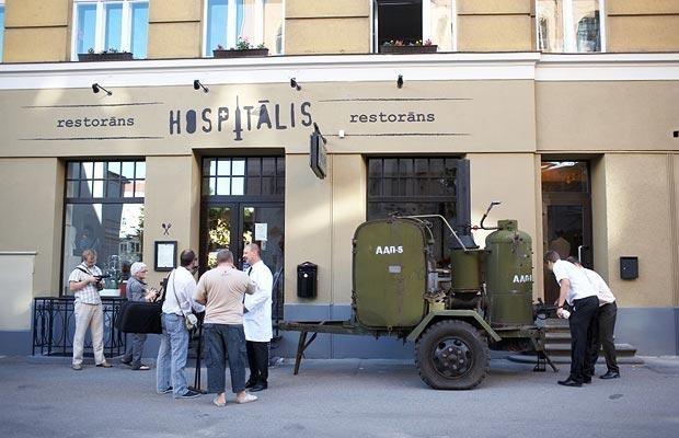 Уникальный тематический ресторан «Hospitаlis» (6)