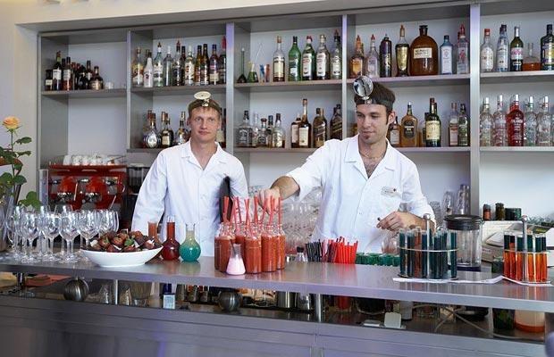 Уникальный тематический ресторан «Hospitаlis» (7)