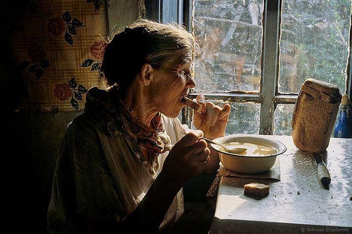 Как живут люди в глухой деревне (4)