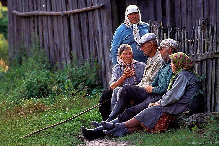 Как живут люди в глухой деревне (25)