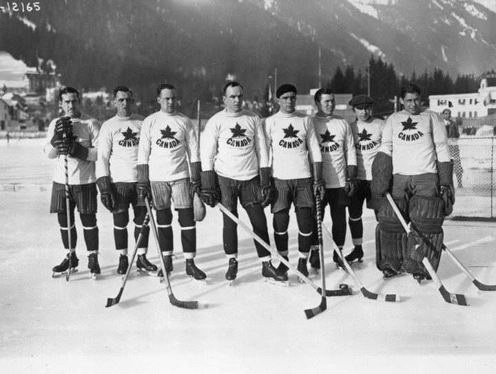 Первые зимние Олимпийские игры 1924 года, ретро фотографии (1)