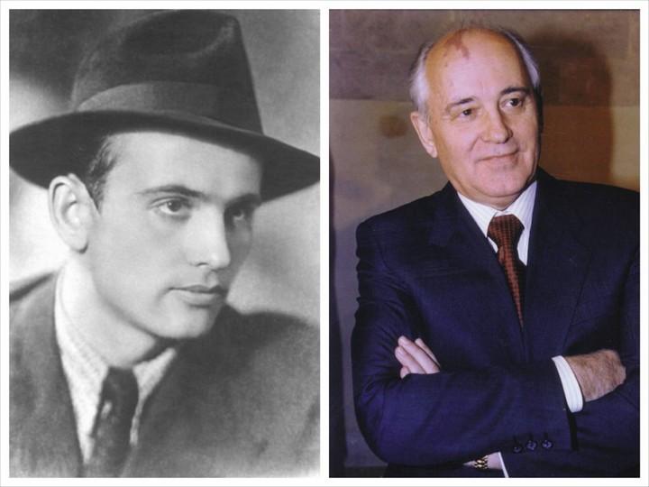Как выглядели известные политики в молодости (11)