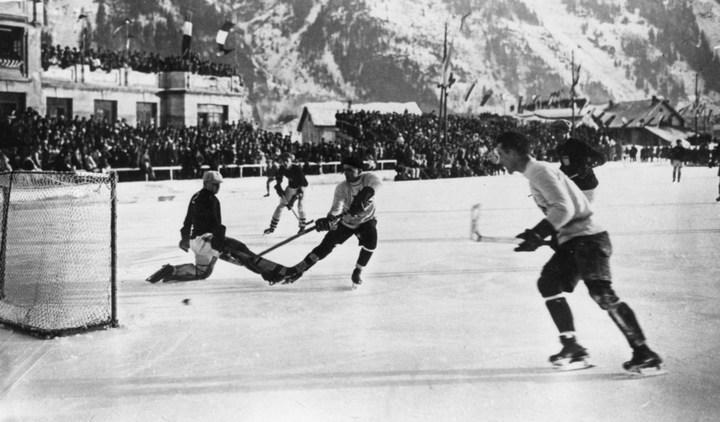Первые зимние Олимпийские игры 1924 года, ретро фотографии (2)