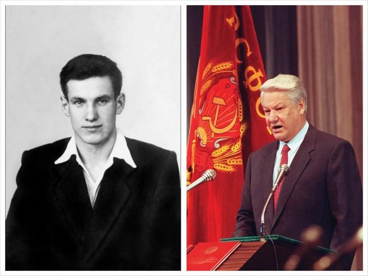 Как выглядели известные политики в молодости (10)