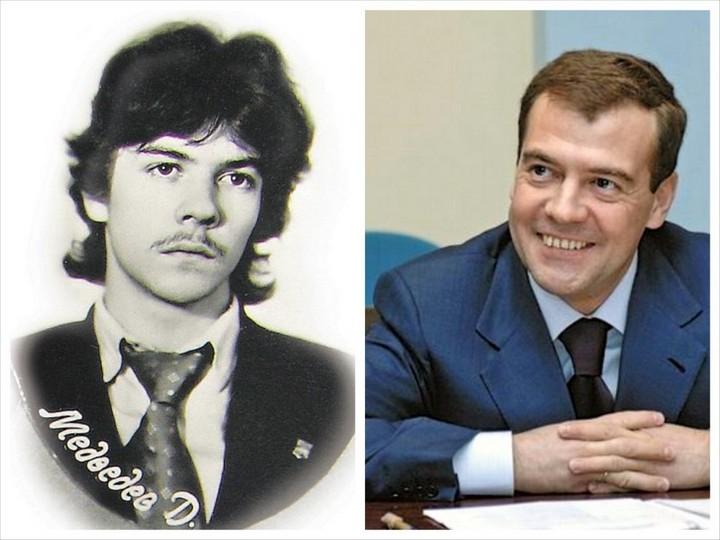 Как выглядели известные политики в молодости (5)