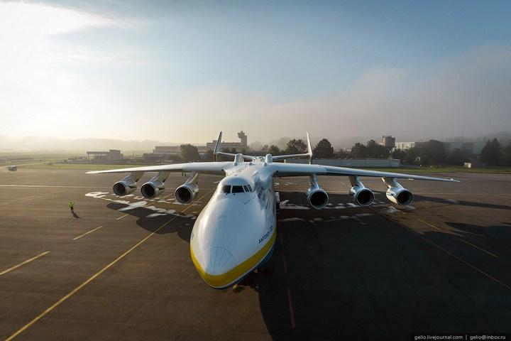 Ан-225 «Мрия» - самый большой самолет в мире (1)