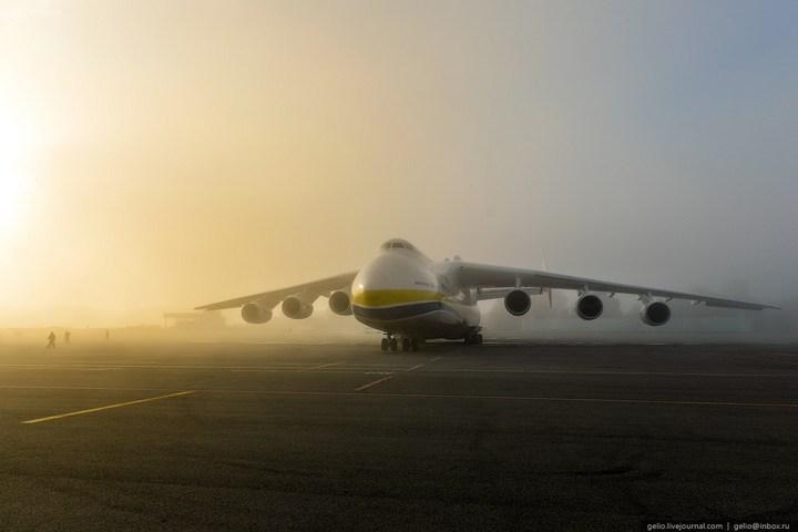 Ан-225 «Мрия» - самый большой самолет в мире (7)