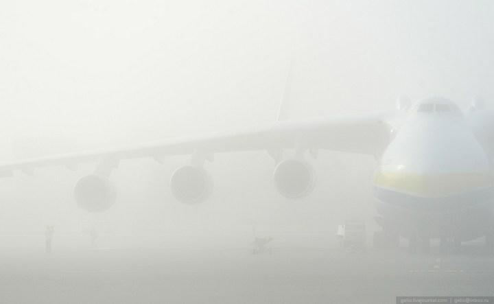 Ан-225 «Мрия» - самый большой самолет в мире (20)