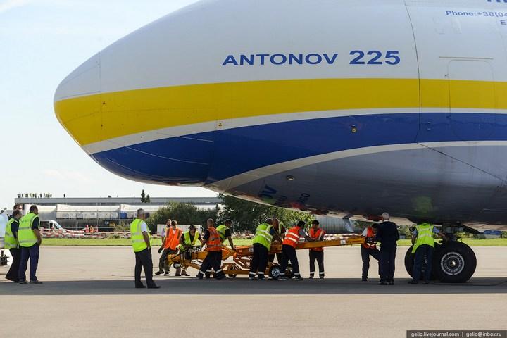 Ан-225 «Мрия» - самый большой самолет в мире (34)