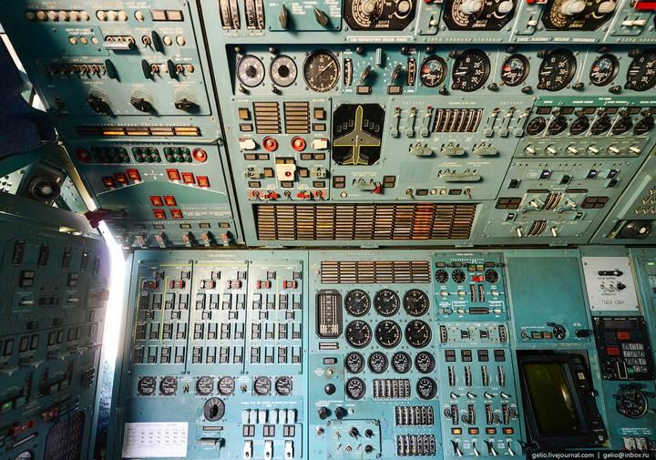 Ан-225 «Мрия» - самый большой самолет в мире (62)