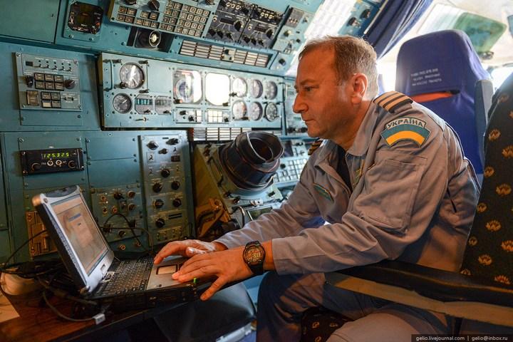 Ан-225 «Мрия» - самый большой самолет в мире (66)