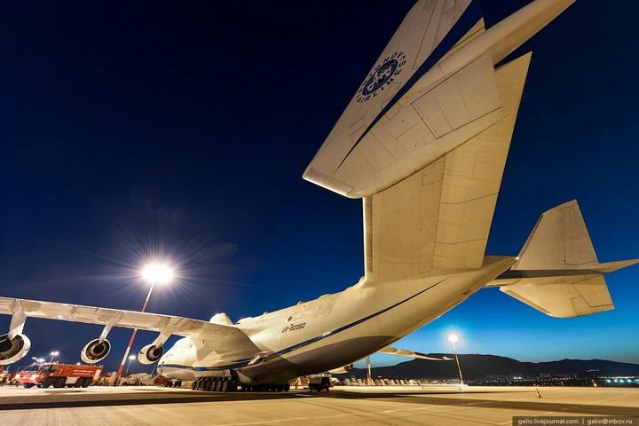 Ан-225 «Мрия» - самый большой самолет в мире (76)