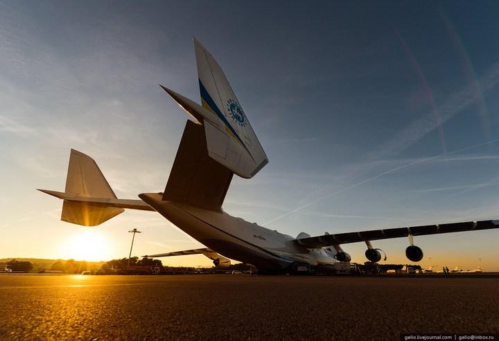 Ан-225 «Мрия» - самый большой самолет в мире (78)