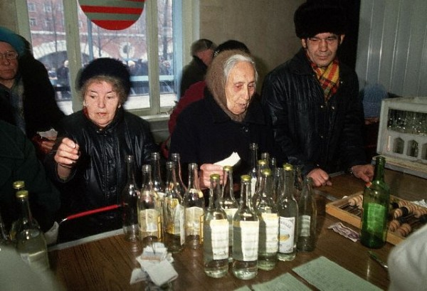 Советские напитки. Что, где и как пили в СССР (24)