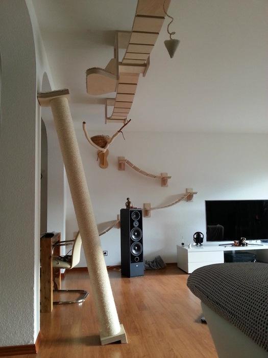 Игровая мебель для кошек (3)