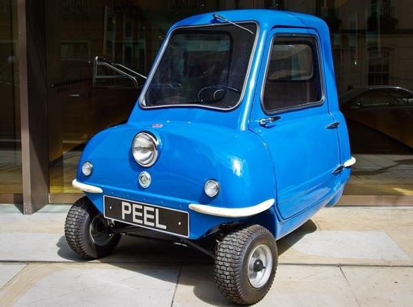 Самые дешевые машины в мире. Самые дешевые машины в истории (4)