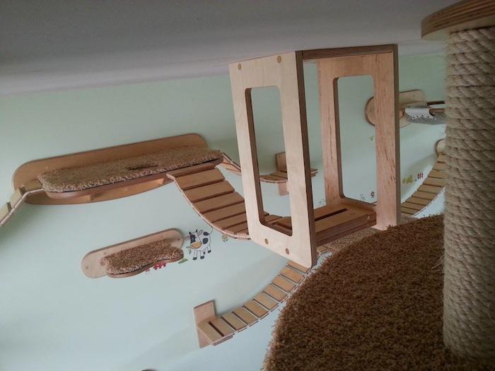 Игровая мебель для кошек (4)