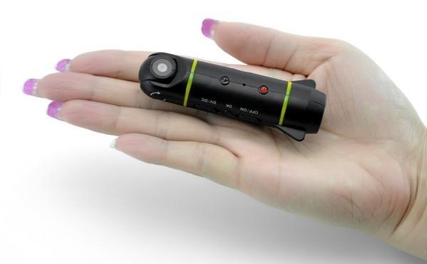 Экшн-камера для радиоуправляемой модели (1)