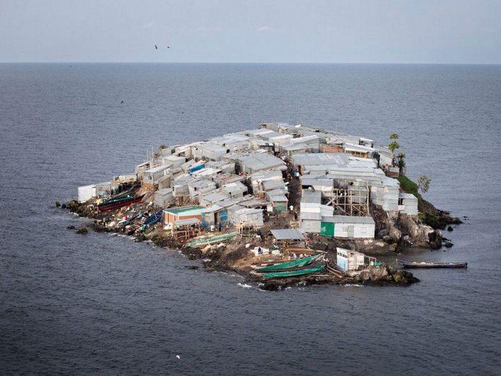 Самое густонаселенное место в мире (1)