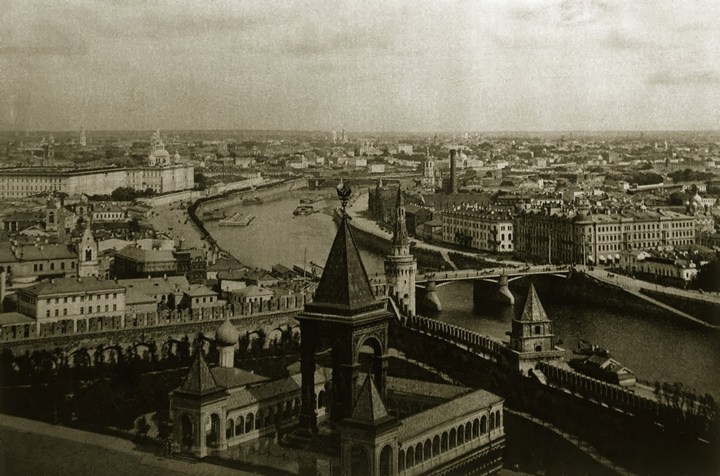 Старая Москва 1920-х годов, Старые фотографии Москвы (2)