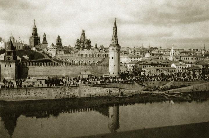 Старая Москва 1920-х годов, Старые фотографии Москвы (3)