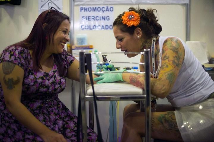 Самые татуированные люди (3)