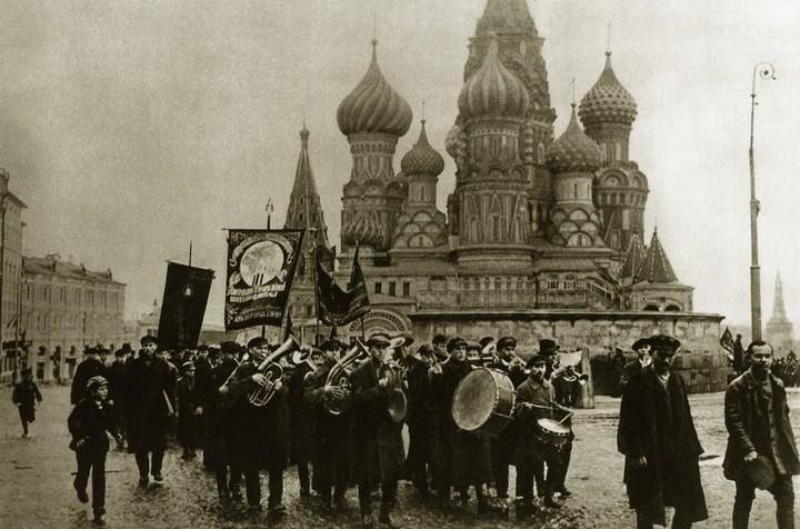 Старая Москва 1920-х годов, Старые фотографии Москвы (5)
