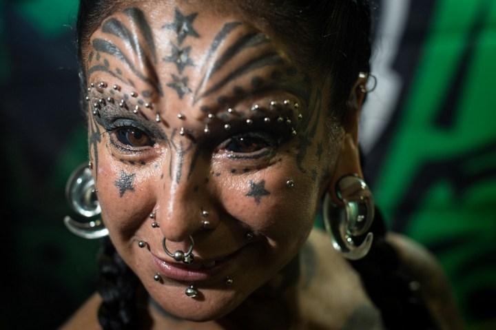 Самые татуированные люди (6)