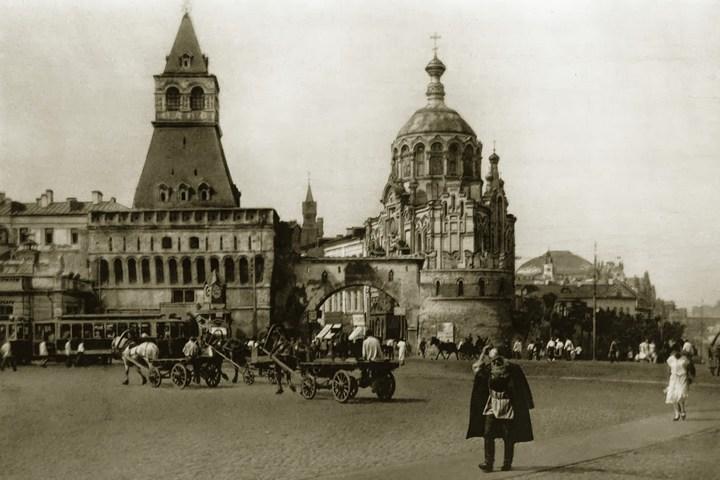 Старая Москва 1920-х годов, Старые фотографии Москвы (9)