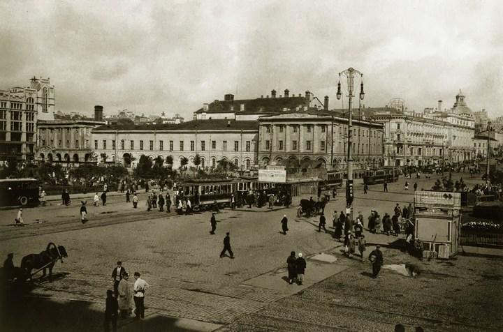 Старая Москва 1920-х годов, Старые фотографии Москвы (15)