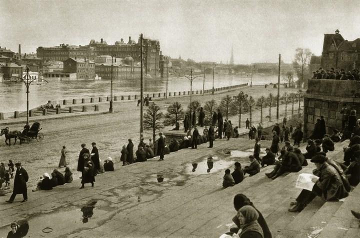 Старая Москва 1920-х годов, Старые фотографии Москвы (19)