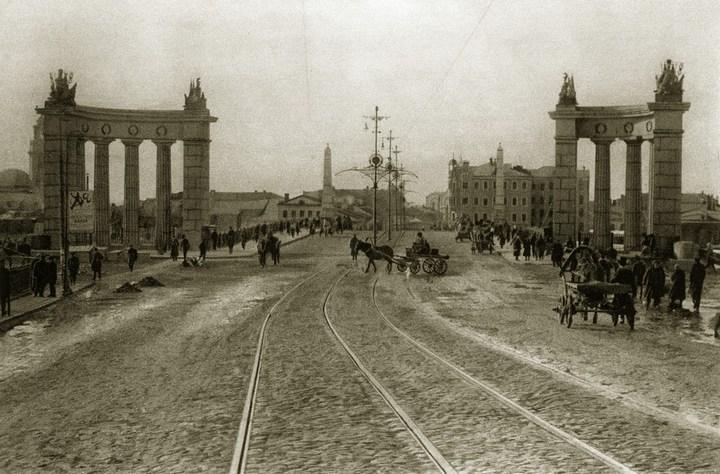 Старая Москва 1920-х годов, Старые фотографии Москвы (20)
