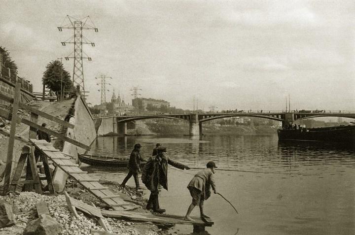 Старая Москва 1920-х годов, Старые фотографии Москвы (23)