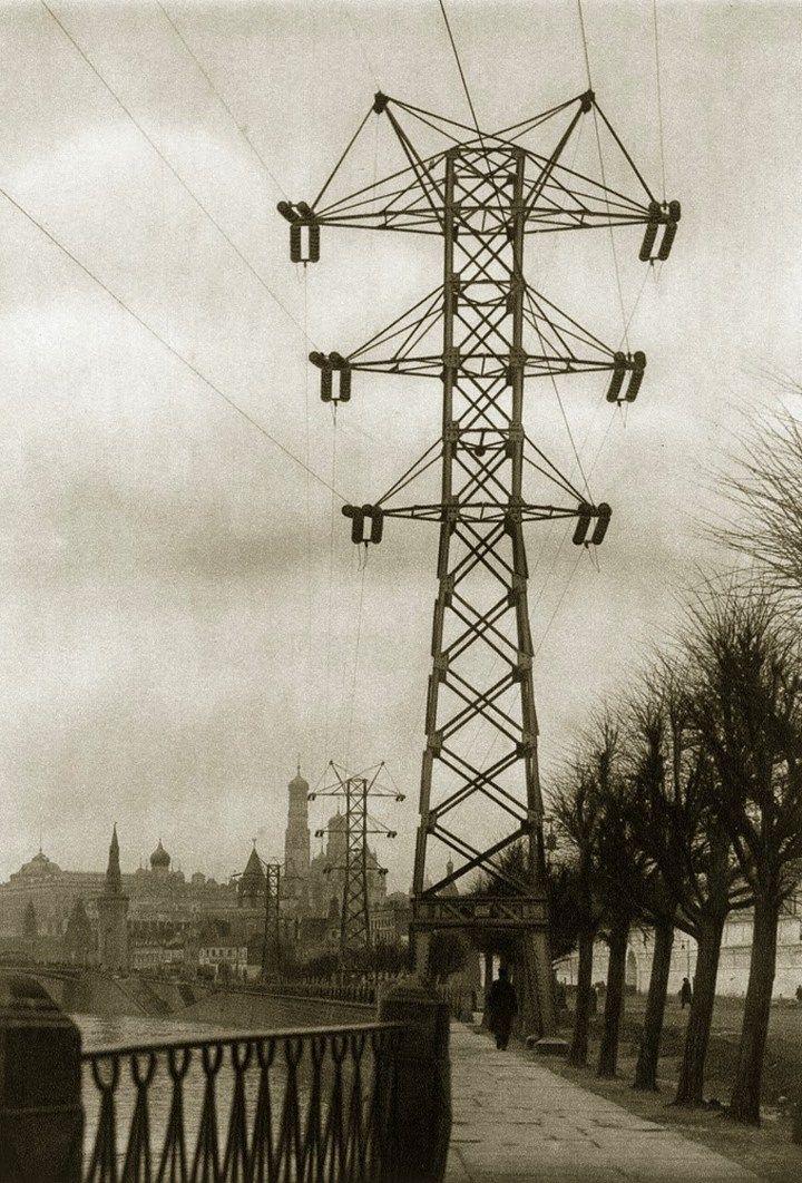 Старая Москва 1920-х годов, Старые фотографии Москвы (25)