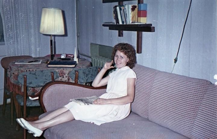 Старая фотосессия в советской коммуналке (7)
