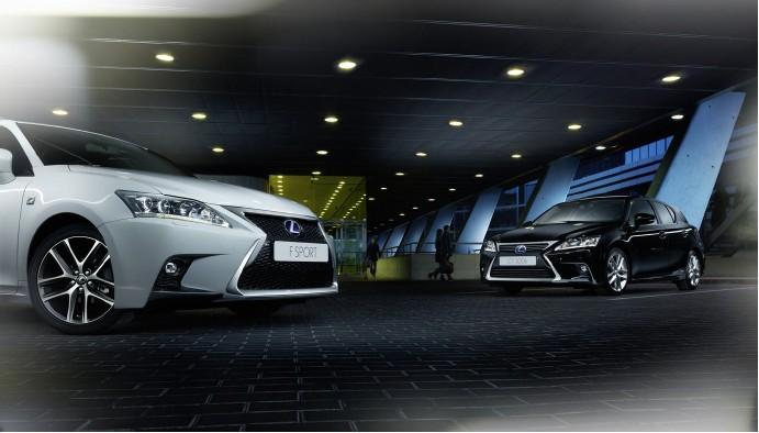 Новый Lexus CT 200h (2)