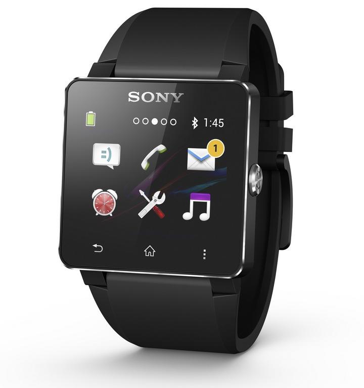 Умные часы Sony Smartwatch 2 (2)