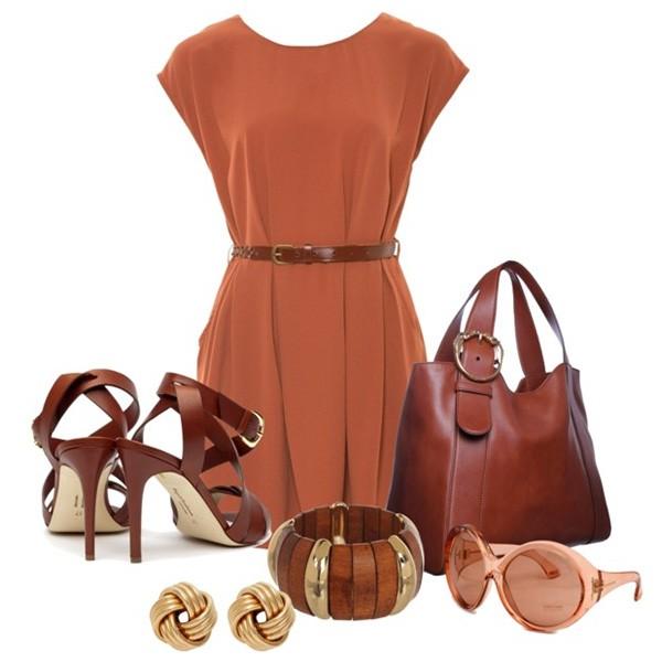 Какая одежда идет рыжим девушкам? (9)