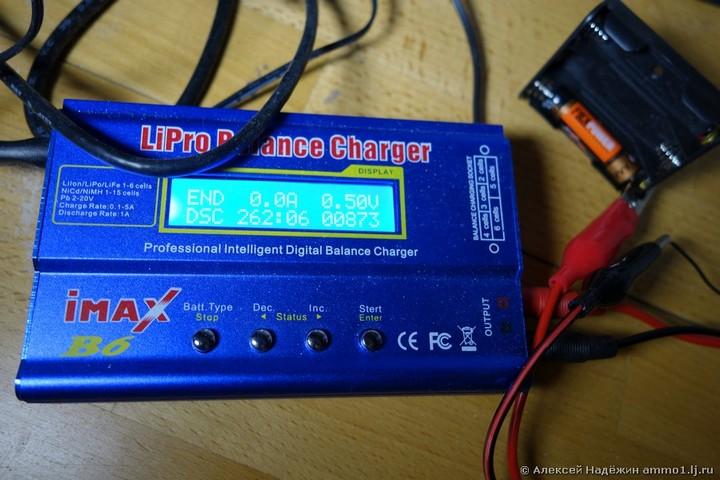 Тест батареек, какие выбрать? (7)