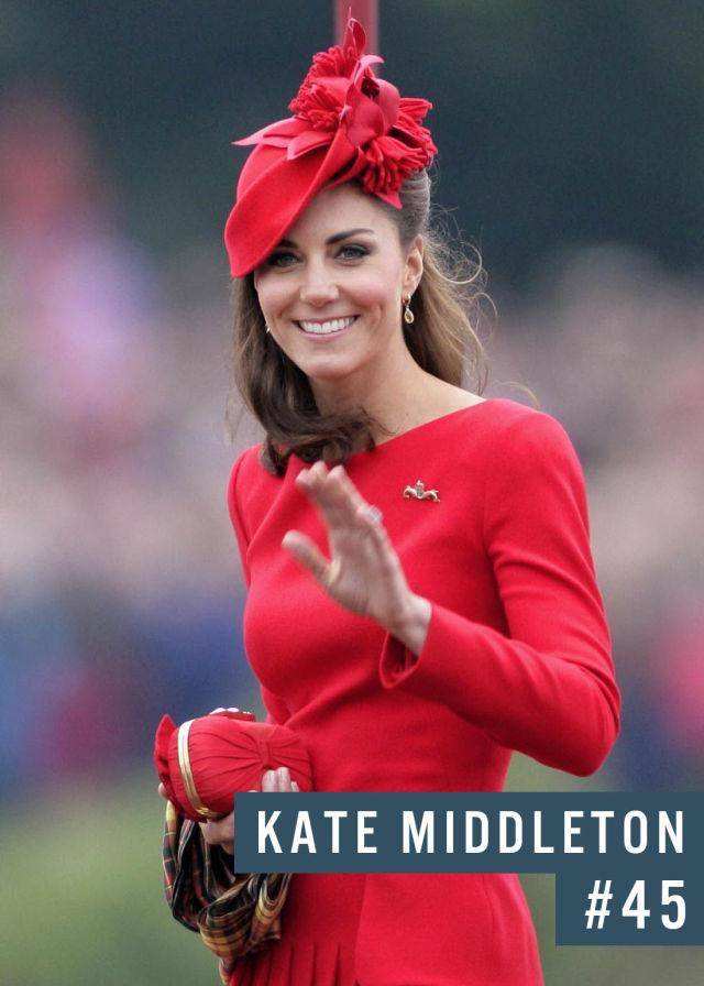 Самые популярные девушки интернета. Рейтинг ТОП - 50 Kate Middleton (Кейт Миддлтон) (6)